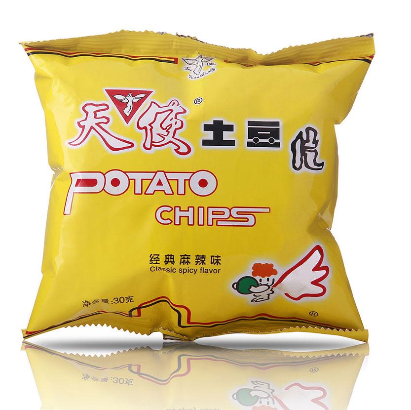 万博体育appios土豆片-经典麻辣味