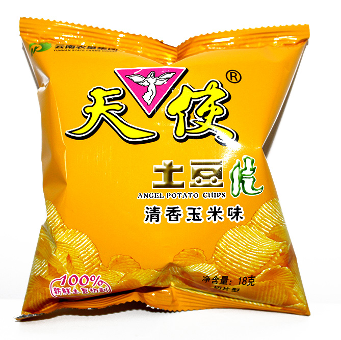 万博体育appios土豆片-清香玉米味