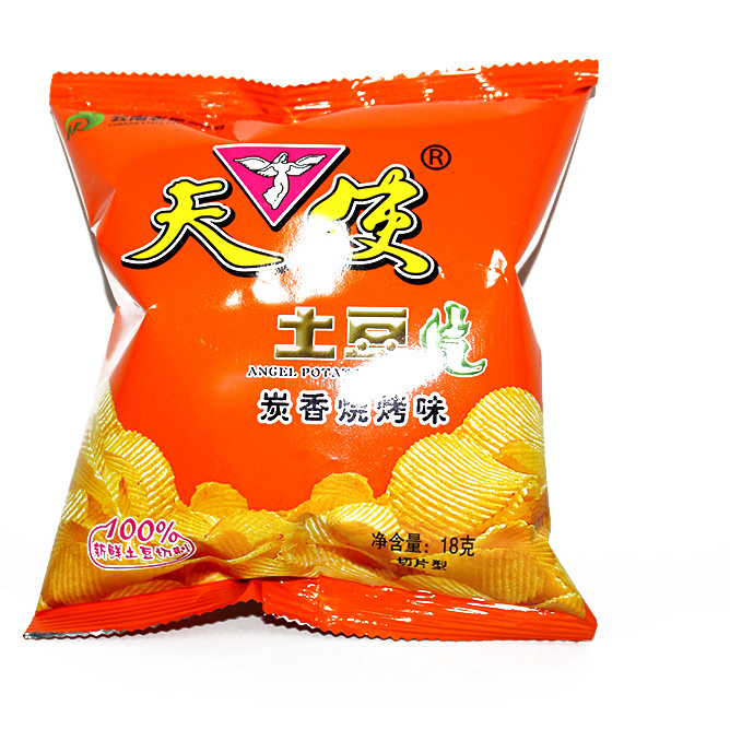 万博体育appios土豆片-炭香烧烤味
