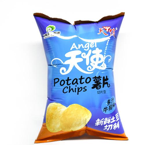 万博体育appios土豆片-新包装牛排味